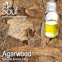 Natural Aroma Oil Agarwood - 50ml