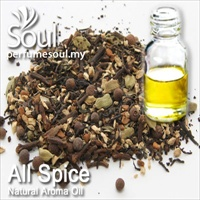 Natural Aroma Oil Allspice - 50ml