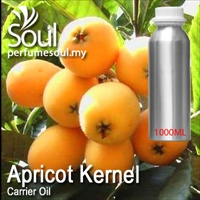 Carrier Oil Apricot Kernel - 1000ml