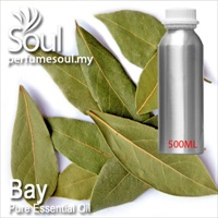 Pure Essential Oil Bay - 500ml - Click Image to Close