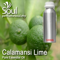 Pure Essential Oil Calamansi Lime - 500ml - Click Image to Close