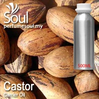 Carrier Oil Castor - 500ml