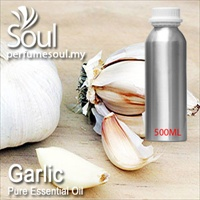 Pure Essential Oil Garlic - 500ml