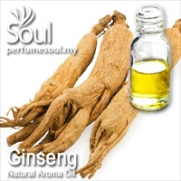 Natural Aroma Oil Ginseng - 10ml