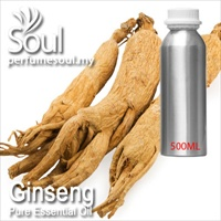 Pure Essential Oil Ginseng - 500ml