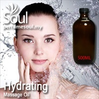Massage Oil Hydrating - 500ml