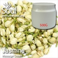Massage Cream Jasmine - 500g