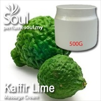 Massage Cream Kaffir Lime - 500g