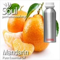 Pure Essential Oil Mandarin - 500ml