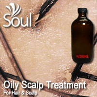 Essential Oil Oily Scalp Treatment - 500ml