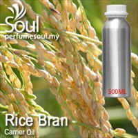 Carrier Oil Rice Bran - 500ml