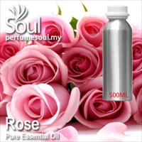 Pure Essential Oil Rose - 500ml