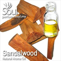 Natural Aroma Oil Sandalwood - 50ml