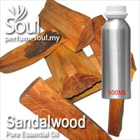 Pure Essential Oil Sandalwood - 500ml