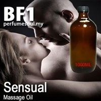 Massage Oil Sensual - 1000ml - Click Image to Close