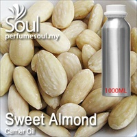 Carrier Oil Almond - 1000ml