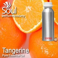 Pure Essential Oil Tangerin - 500ml