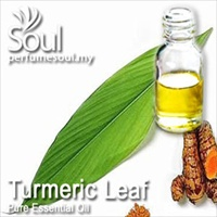 Pure Essential Oil Turmeric Leaf - 50ml